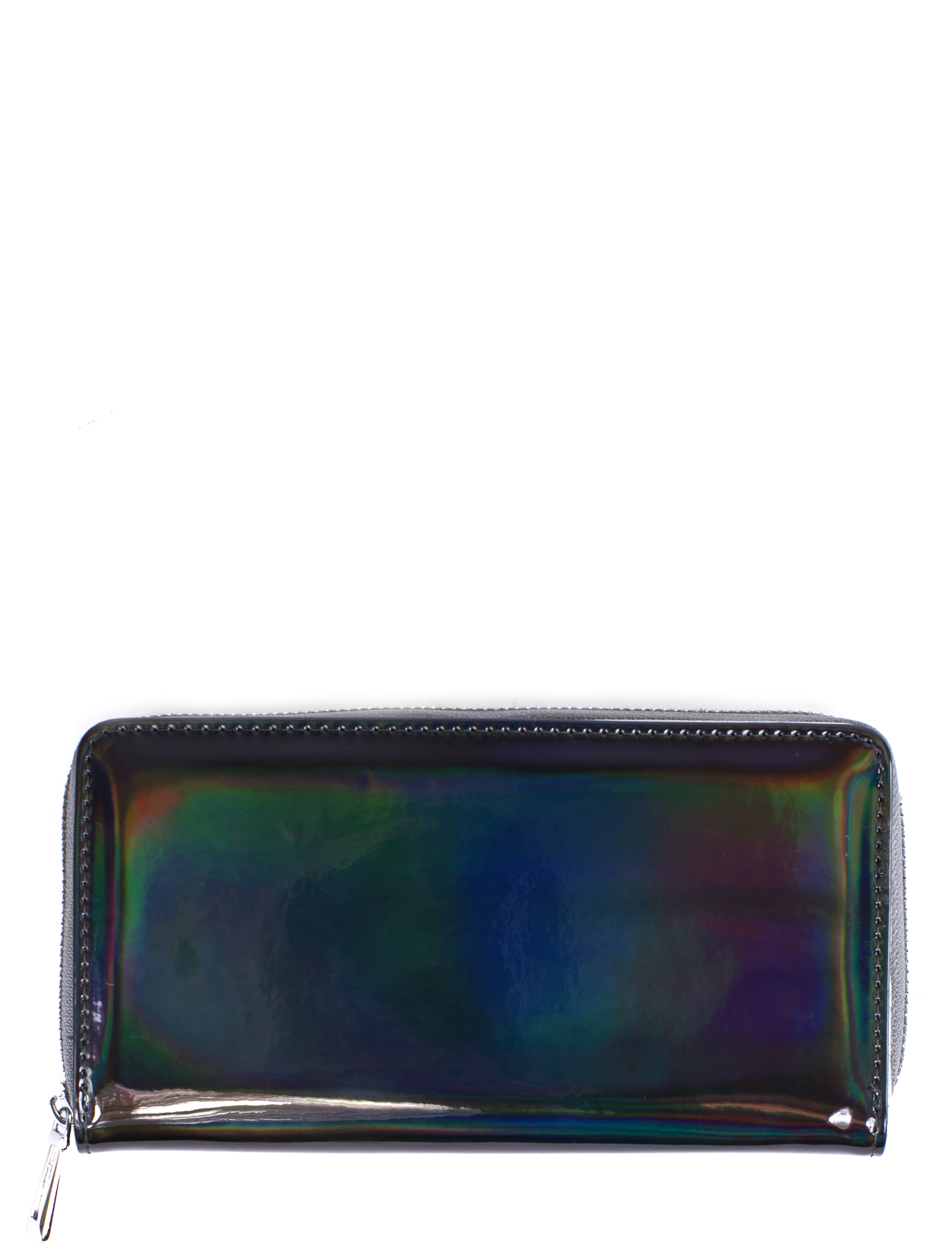 OBLIVION HOLOGRAPHIC POTION ZIP AROUND PURSE